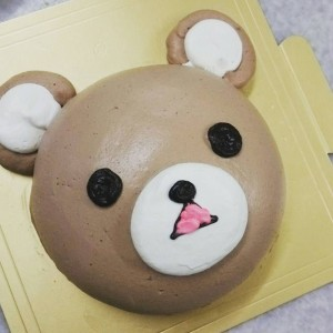 パティスリー フレーズ・フレーズの3D(立体)キャラクターケーキ