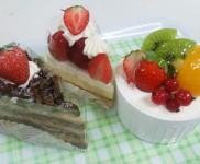 パティスリーフレーズフレーズのケーキ